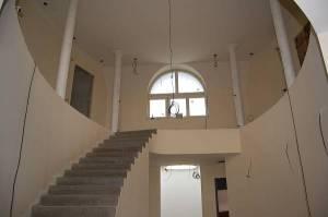 Malování pokojů ve vile za Prahou 02