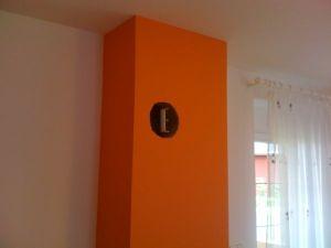 Malování rodinného domu v Praze 02