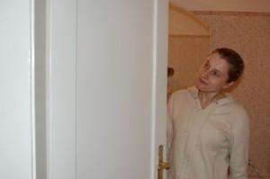 Malování pokojů a lakování dveří na Žižkově v Praze 01