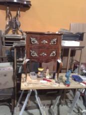 Petrovo malování - renovace nábytku 16