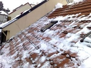 Petrovo malování - odklízení sněhu 10