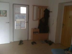 Malování bytu 2+1 v Praze 1