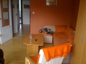 Malování bytu 2+1 v Praze 2