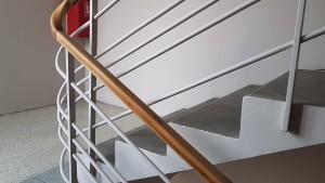 Rekonstrukce panelákové chodby od Petrovo malování